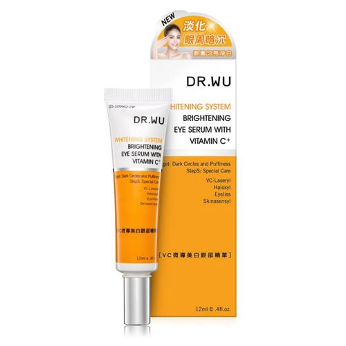 Dr. Wu Brightening System Brightening Eye Serum with Vitamin C- 0.4oz