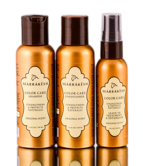 Earthly Body Marrakesh Color Care Travel Set