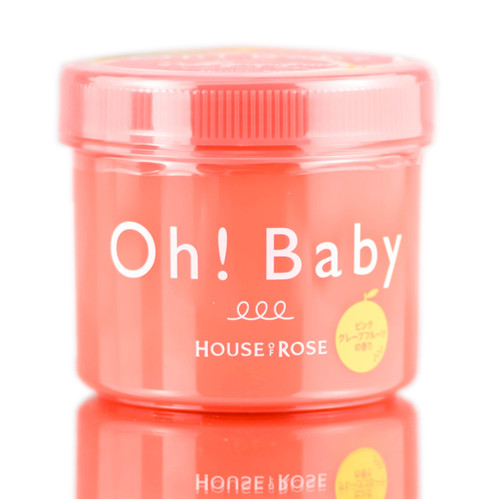 Fashion City House of Rose Pink Grapefruit Oh! Baby Body Smoother