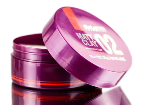 Salerm Cosmetics 02 Matt Clay Medium Hold