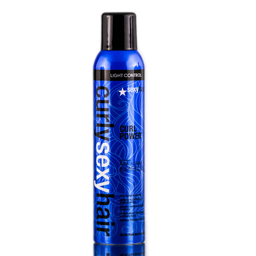 Curly Sexy Hair Curl Power Curl Bounce Mousse