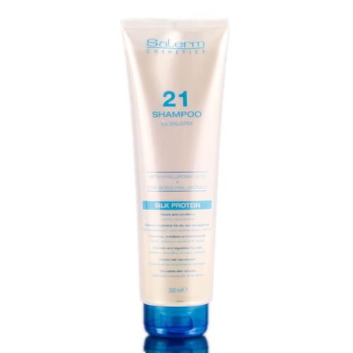 Salerm Cosmetics 21 Silk Protein Shampoo