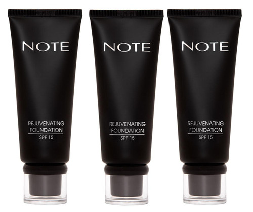 Note Cosmetics Rejuvenating Foundation