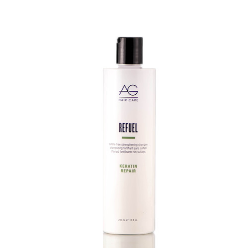AG Hair Care Refuel Sulfate Free Strengthening Shampoo