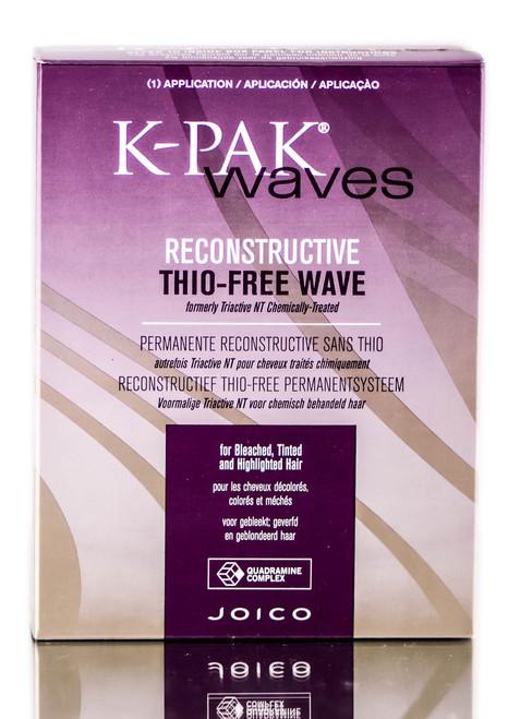 Joico K-Pak Waves Reconstructive Thio-Free Wave Chemical