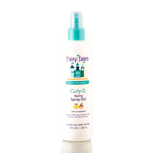 Fairy Tales Curly Q Styling Spray Gel