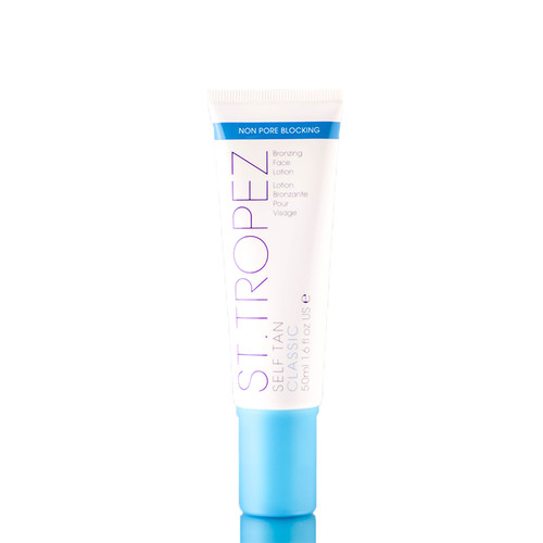 St. Tropez Self Tan Classic Bronzing Face Lotion