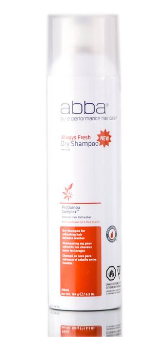 Abba Always Fresh Dry Shampoo