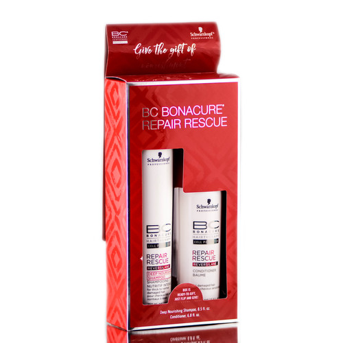 Schwarzkopf BC Bonacure Repair Rescue Kit