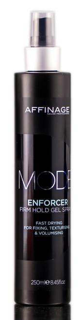 Affinage Mode Enforcer Firm Hold Gel Spray
