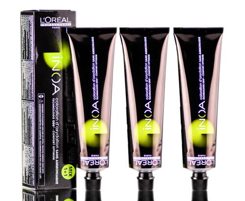L'oreal Pro INOA Coloration Ammonia-Free Permanent Haircolor Dye