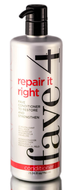 Fave4 Repair It Right Restore & Strengthen Conditioner
