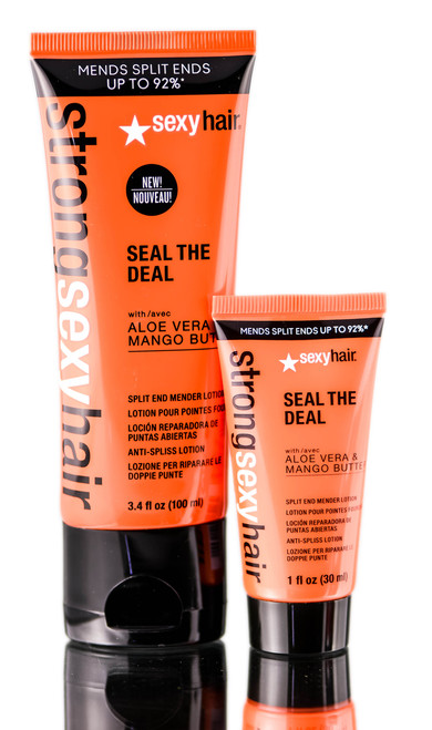 Strong Sexy Hair Seal The Deal Split End Mender Lotion