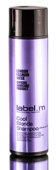 Label. M Haircare Cool Blonde Shampoo