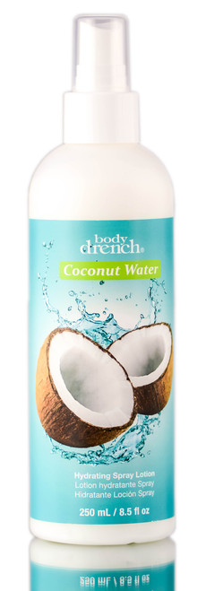 Body Drench Coconut Water Hydrating Spray Lotion
