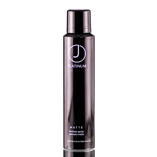 J Beverly Hills Platinum Matte Texture Spray