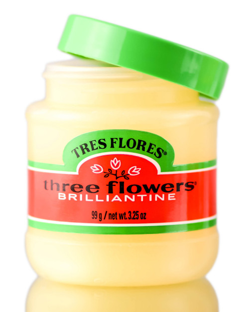 Tres Flores Brilliantine Pomade
