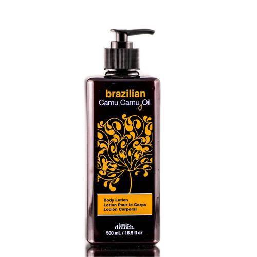 Body Drench Brazilian Camu Camu Oil Body Lotion