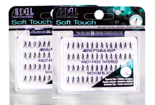Ardell Knot-Free Tapered Soft Touch Lashes