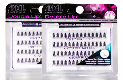 Ardell Knot-Free Tapered Double Up Lashes