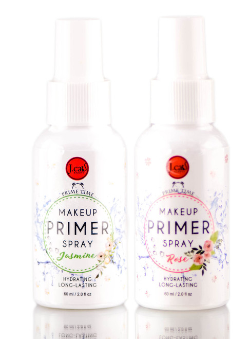 J Cat Prime Time Makeup Primer Spray