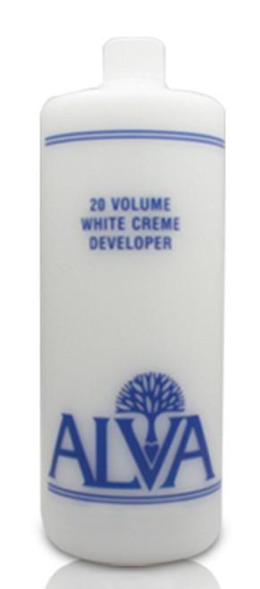 Alva 20 Volume White Creme Developer