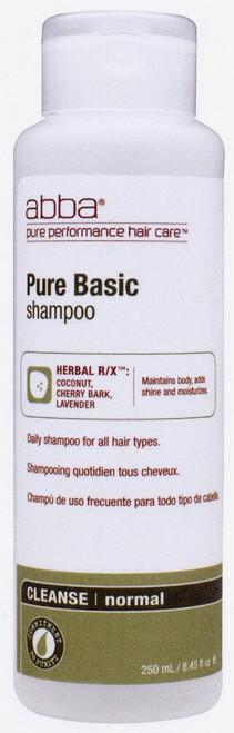 Abba Pure Basic Daily Shampoo