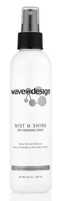Design Essentials Mist & Shine Dry Finishing Spray