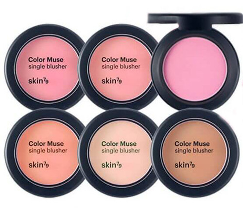 Skin 79 Color Muse Single Blusher