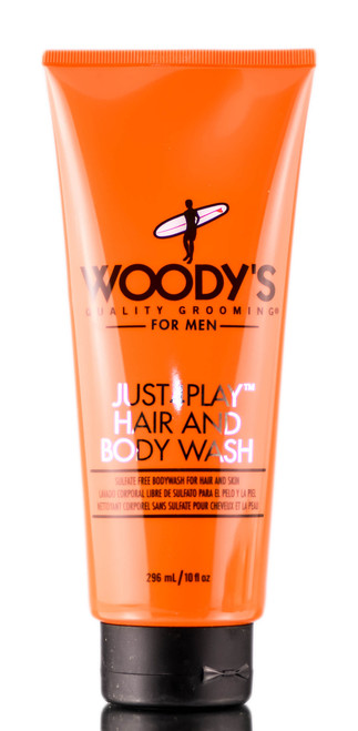 Woody's For Men Just4Play Hair And Body Wash