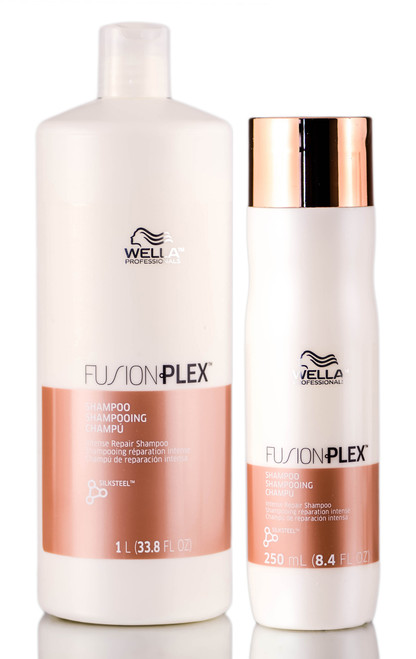 Wella FusionPlex Intense Repair Shampoo