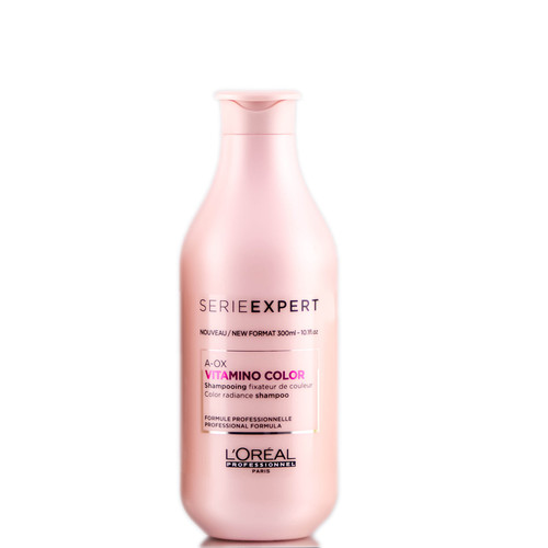 L'Oreal Professional Serie Expert A-OX Vitamino Color Radiance Shampoo