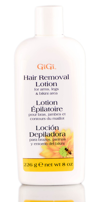 Gigi Hair Removal Lotion Sleekshop Com 8 Oz