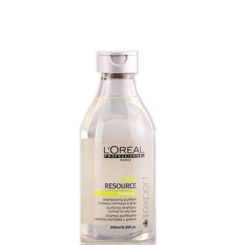 L'Oreal Professioinnel Pure Resource Citramine Purifying Shampoo