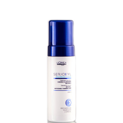 L'Oreal Pro Serioxyl Densifying Mousse for Natural and Thinning Hair