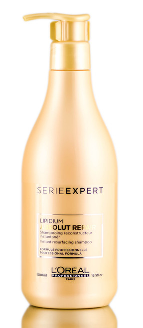 L'Oreal SerieExpert Lipidium Absolut Repair Instant Resurfacing Shampoo