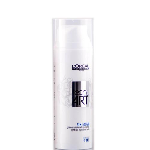 L'Oreal Tecni Art Fix Move Hair Gel Fix 4