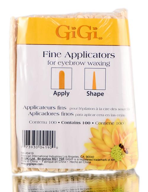 Gigi Fine Eyebrow Applicators