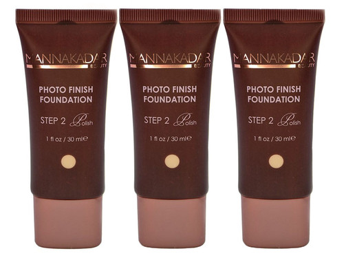 Manna Kadar Photo Finish Foundation