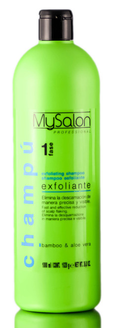 MySalon Exfoliating Shampoo