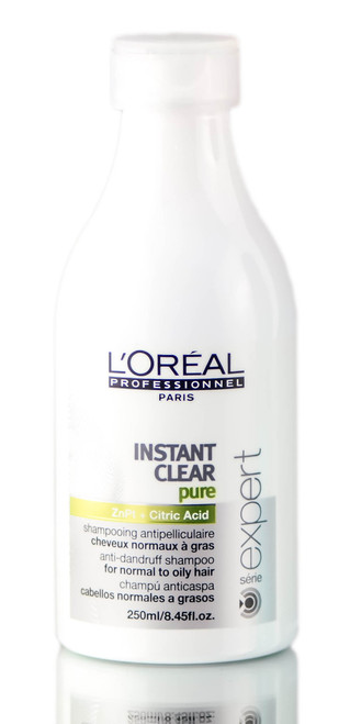 L'Oreal Expert Instant Clear Pure Anti-Dandruff Shampoo