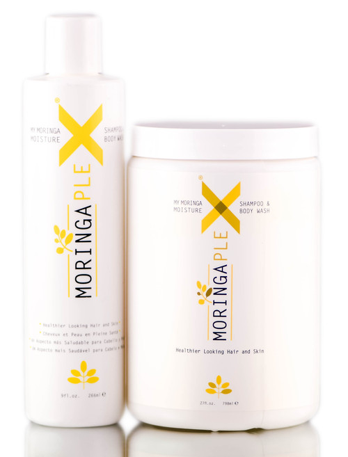 Moringaplex Shampoo & Body Wash
