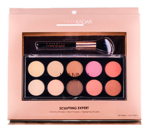 Manna Kadar Beauty Sculpting Expert Kit