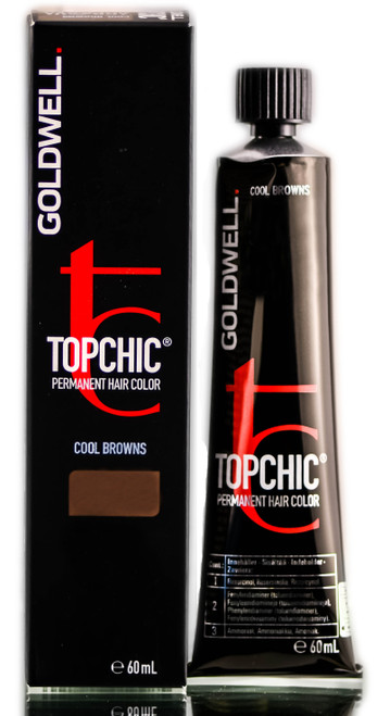 Goldwell Topchic Professional Hair Color Cool Browns