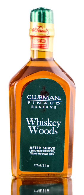 Clubman Whiskey Woods Aftershave