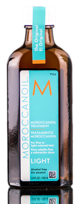 MoroccanOil Treatment Oil Light