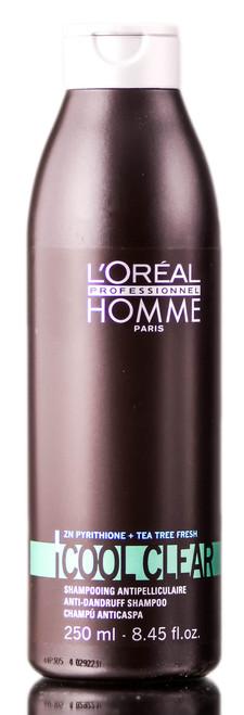 L'Oreal Homme Cool Clear Anti-Dandruff Shampoo