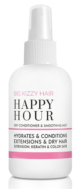 Big Kizzy Happy Hour Dry Conditioner & Smoothing Mist