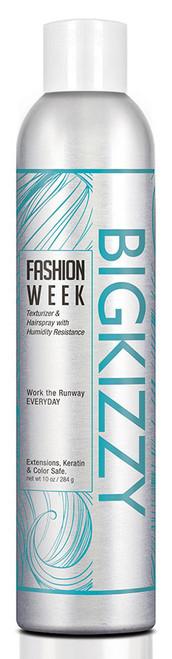 Big Kizzy Fashion Week Texturizer & Hairspray