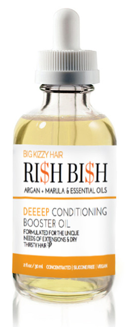 Big Kizzy Thairapy Deeeep Conditioning Booster Oil
